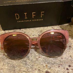 Diff Eyewear - Stella Pink Sunglasses